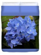 Blue Ballet Duvet Cover