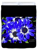 Blue Beauty Duvet Cover