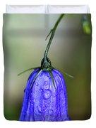 Blue Bell Duvet Cover