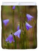 Blue Bells Wyoming Duvet Cover