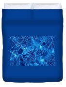 Blue Blue Water Duvet Cover
