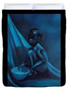 Blue Boy Duvet Cover