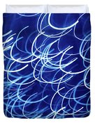 Blue Breasts Duvet Cover
