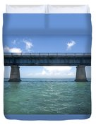 Blue Bridge Duvet Cover