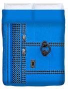 Blue Door Accents Duvet Cover