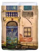 Blue Door Venice Duvet Cover