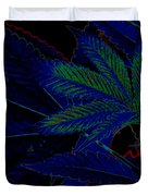 Blue Dream Duvet Cover by Savannah Fonner
