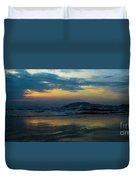 Blue Escape Duvet Cover