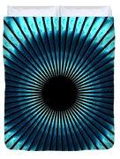 Blue Eye Duvet Cover
