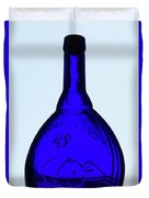 Blue Ginny Duvet Cover
