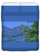 Blue Green Harmony Duvet Cover