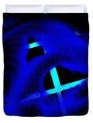 Blue Guitar 2 Duvet Cover