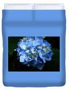 Blue Hydrangea II Duvet Cover