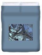 Blue Ice Pond 1  Duvet Cover