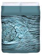 Blue Knot Duvet Cover