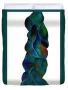 Blue Ladder Duvet Cover