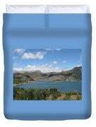 Blue Lagoon Duvet Cover