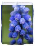 Blue Magic Duvet Cover