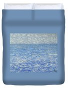 Blue Majesty Duvet Cover