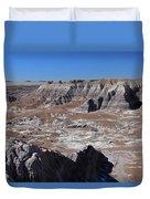 Blue Mesa Duvet Cover
