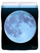 Blue Moonshine Duvet Cover