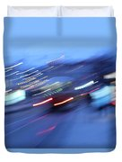 Blue Night Duvet Cover