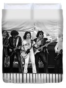 Blue Oyster Cult Duvet Cover
