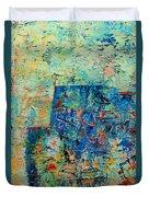 Blue Play 1 Duvet Cover