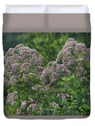 Blue Ridge Flowers Duvet Cover