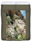 Blue Ridge Mountain Duvet Cover