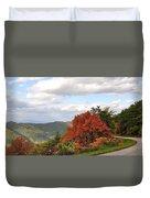 Blue Ridge Parkway, Buena Vista Virginia 5 Duvet Cover