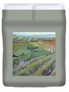 Blue Ridge Vineyards 4.0 Duvet Cover