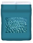Blue Ripples Duvet Cover