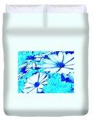 Blue Season Duvet Cover