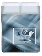 Blue Series #2 Duvet Cover