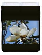 Blue Skies Magnolia Duvet Cover
