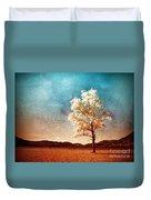Blue Sky Dreams Duvet Cover