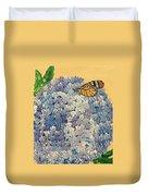 Blue Splendor Duvet Cover