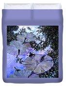 Blue Stillness Duvet Cover