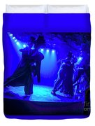 Blue Tango Duvet Cover