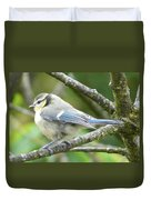 Blue Tit Duvet Cover