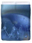 Blue Wave 1 Duvet Cover
