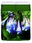 Bluebell 21 Duvet Cover
