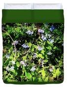 Bluebell 22 Duvet Cover