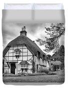 Bluebell Cottage Micheldever Duvet Cover