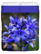Bluebells Duvet Cover