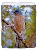 Bluebird 010 Duvet Cover