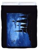 Bluenight Duvet Cover
