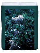 Blues And Greens Duvet Cover
