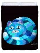 Blues Cat Duvet Cover